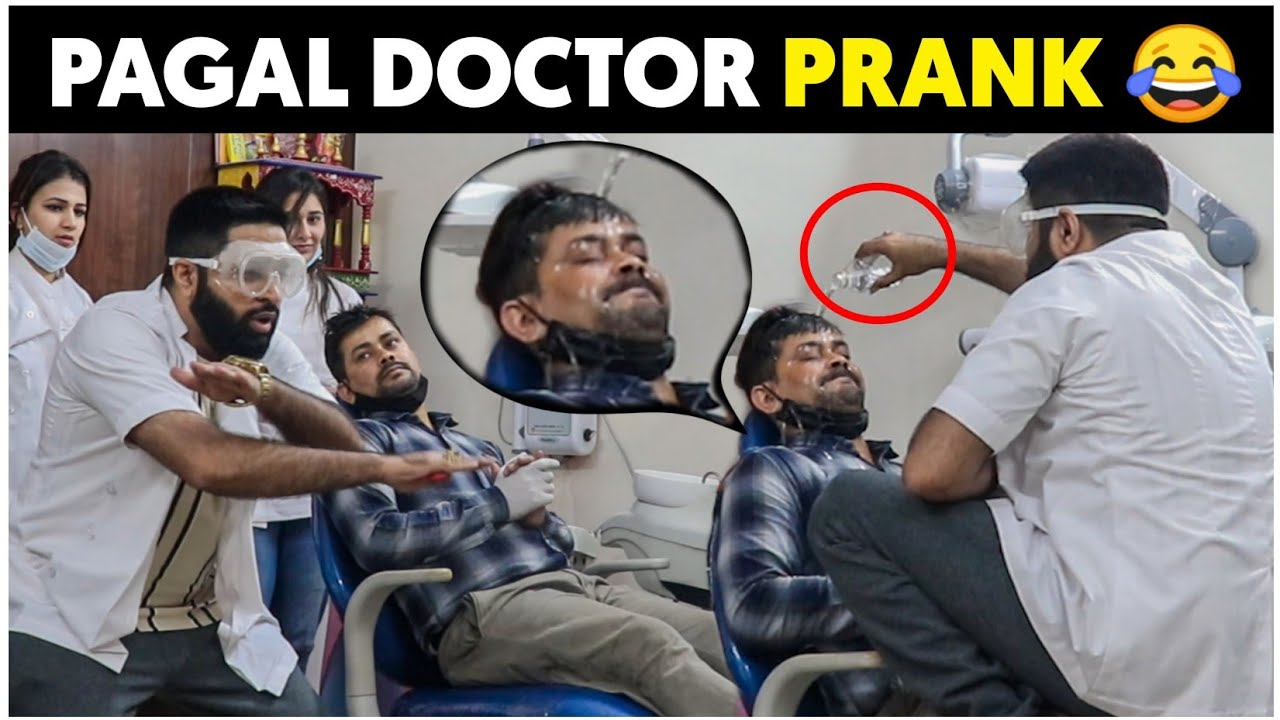 Prank On Patient 🤣 | Sunny Arya | Tehelka Prank