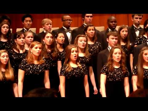 Indianapolis Youth Chorale sings Dance of Exultation by Dan Forrest