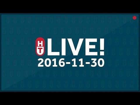 November 30, 2016 - LIVE