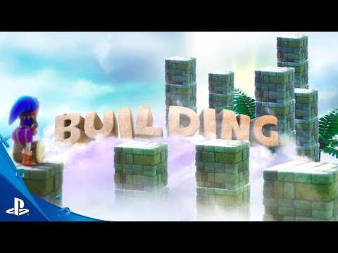 Dragon Quest Builders - Become a Legendary Builder Trailer   PS4, PS Vita