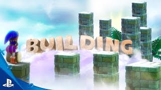 Dragon Quest Builders - Become a Legendary Builder Trailer | PS4, PS Vita