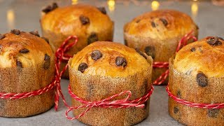 Mini Chocolate Panettone