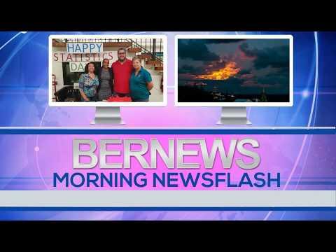 Bernews Morning Newsflash For Saturday, October 14, 2017