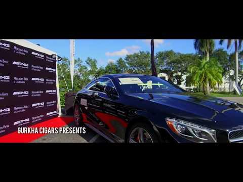 Event Video/Social Media Video: Gurkha Cigars Havana Sabor Evnt