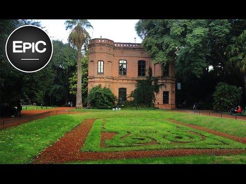 Jardin Botánico de Buenos Aires / Buenos Aires Botanical Garden ...
