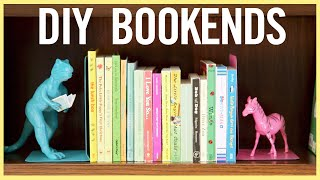 Play 5 Adorable Bookends Kids Can Make Youtube