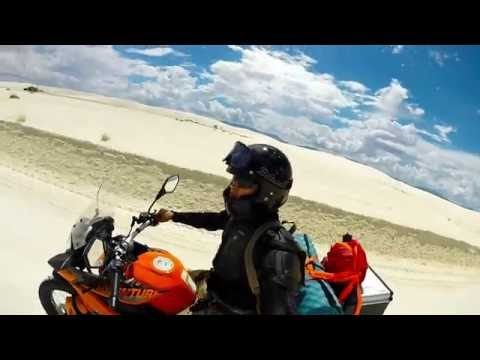 Mexico to White Sands National Monument