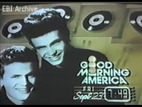 Everly Brothers International Archive : Good Morning America (1983)
