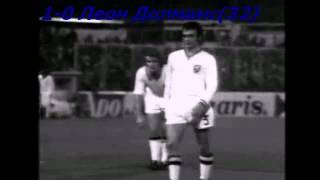 QWC 1974 Belgium vs. Norway 2-0 (31.10.1973) (re-upload)