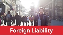 Foreign Liability Insurance | Insurance in 60 seconds