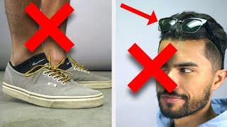 10 Ways Men Should STOP Dressing