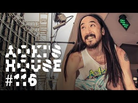 Aoki's House on Electric Area #116 - R3HAB, Deorro, Garmiani, and more!