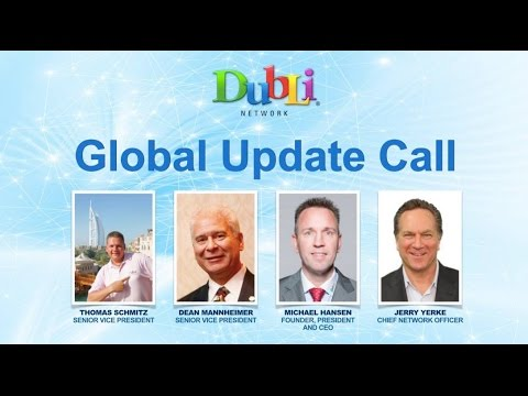 DubLi Global Update Call - April 19th 2015