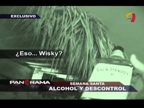 Semana Santa: alcohol y descontrol en el Boulevard de Asia