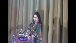 Ki Gaan Majhi Shunailo by Suchana in FOBANA 2012, Toronto