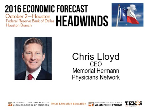 Chris Lloyd, CEO, Memorial Hermann Physicians Network