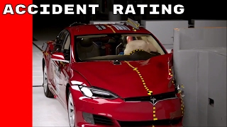 2016 Tesla Model S Accident Rating