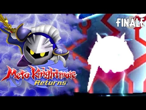 YOU'RE THE FINAL BOSS!? IT CAN'T BE! | Kirby: Planet Robobot - Meta Knightmare Returns Finale