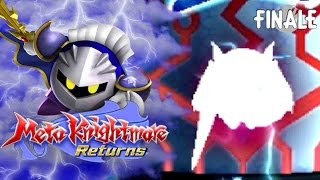 YOU\'RE THE FINAL BOSS!? IT CAN\'T BE! | Kirby: Planet Robobot - Meta Knightmare Returns Finale