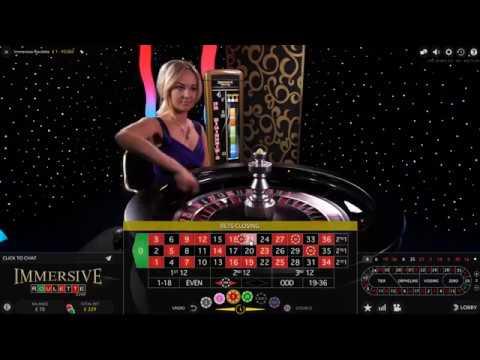 Big Bets On Live Dealer Immersive Roulette Online