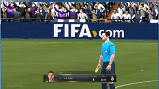 Real Madrid vs Barcelona [EA Sports HD] - FIFA Online 3 0 - 2