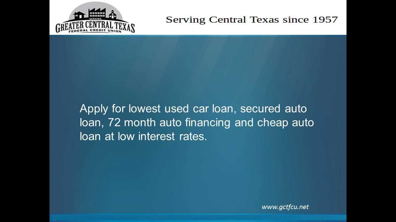 72 Month Auto Financing Youtube