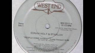 Ednah Holt & Starluv - People Come Dance - 1979 12""