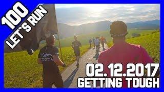 Let´s Run #100 - GETTING TOUGH The Race 2017 - Rudolstadt