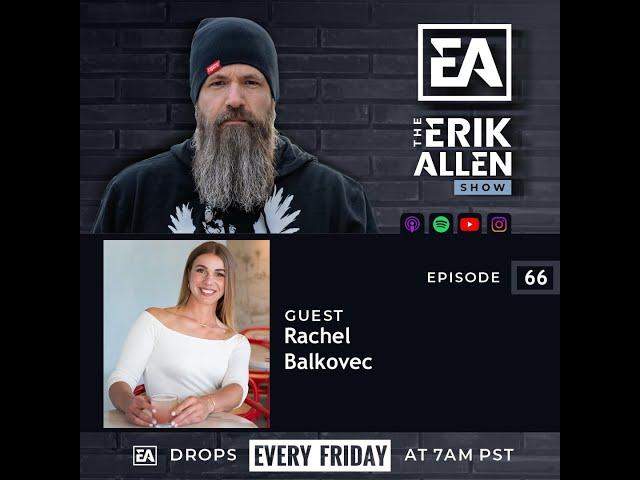 Bearded Biz Show - Ep. 66 - Rachel Balkovec - 1st woman hitting coach in pro baseball history!