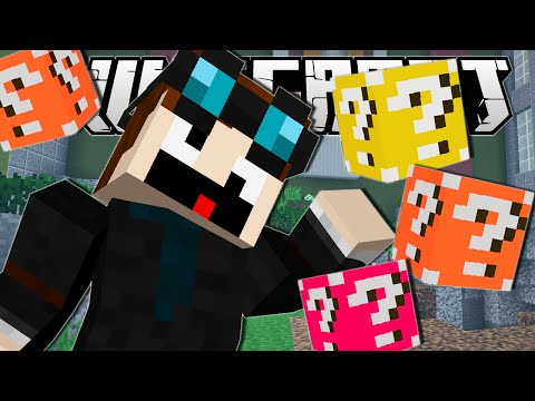 Minecraft | CRAZY LUCKY WALLS!! | Minigame