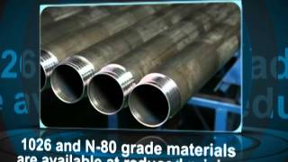 WHO PROVIDES FLUSH JOINT CASING?