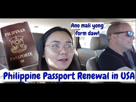 Us passport renewal in india
