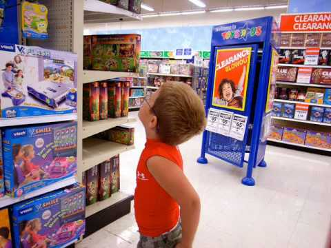 Whackhead pranks Toys 'R' Us