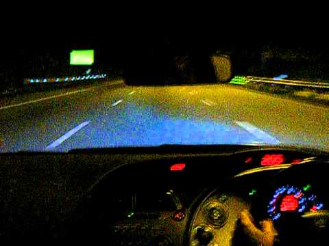 Honda civic euro type r top speed run youtube for Honda civic type r top speed