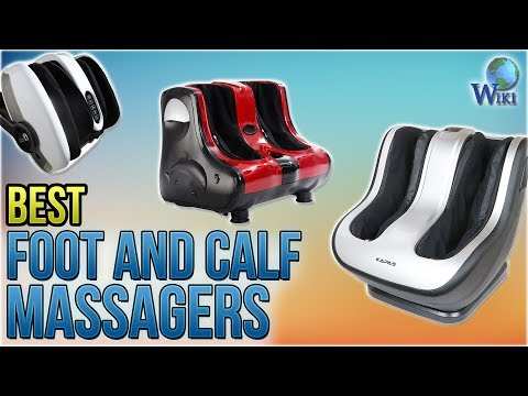 10 Best Foot and Calf Massagers 2018
