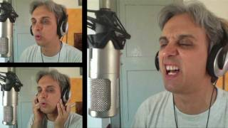 How to sing Please Mr Postman Beatles vocal harmony breakdown
