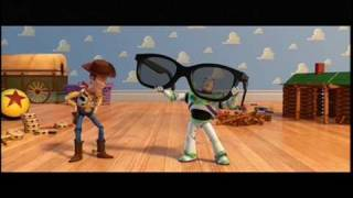 Toy Story 1 & 2 3D трейлер ПЛ
