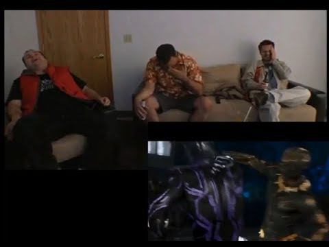 RedLetterMedia Reacts to Black Panther's CGI