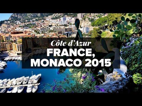 Côte d'Azur - 2015 France, Monaco - GoPro Hero 3+ BE - Feiyu Tech G4 Gimbal