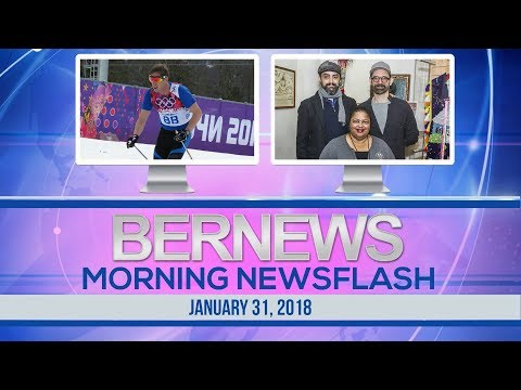 Bernews Newsflash For Wednesday, January 31, 2018