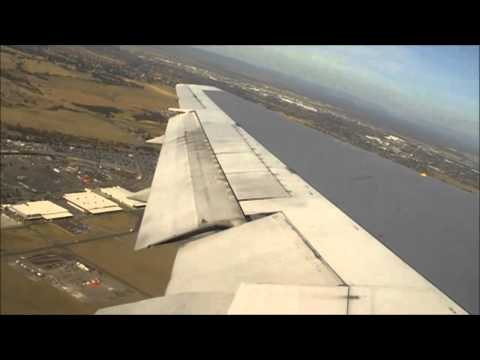 THE LAST EVER QANTAS 767 338 FLIGHT QF767 MELBOURNE TO SYDNEY - VH-OGL