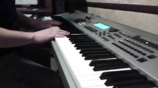 Jesus Culture - Your Love Never Fails (piano cover)