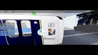 Roblox NYC Subway Derailed