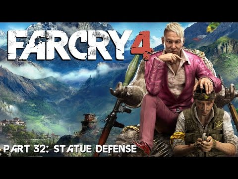 Far Cry 4 - Part 32: Statue Defense