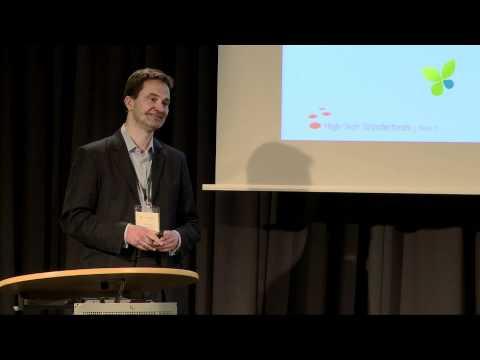 ECO11: High-Tech Gründerfonds Alexander von Frankenberg Seed VC