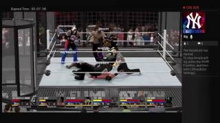 WWE chamber