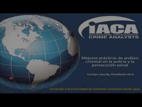 Mejores practicas de analisis delictual_Carolyn Cassidy