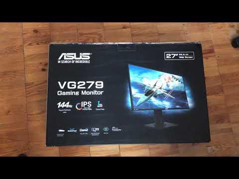 """Монітор 27"""" Asus VG279Q (90LM04G0-B01370)"""