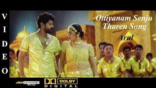 Title song : ottiyanam senju tharen varuya movie arul music director harris jayaraj