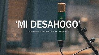 MI DESAHOGO - BASE DE RAP / HIP HOP INSTRUMENTAL USO LIBRE (PROD BY LA LOQUERA 2020)